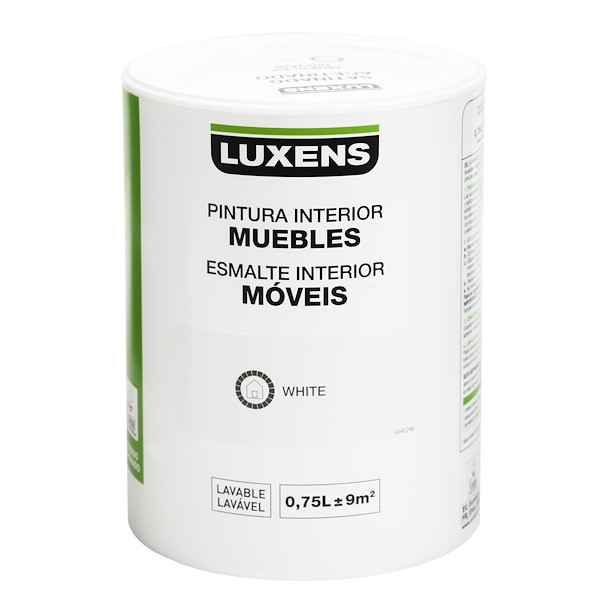 LUXENS BASIC WHITE 0.75L